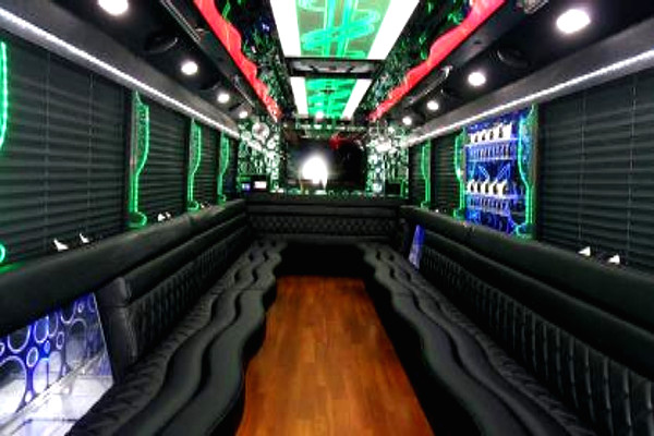 22 Passenger Party Bus Service Charlotte