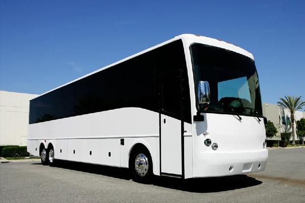 50 Passenger Charter Bus Rental Charlotte